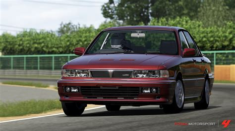 mitsubishi galant vr4 forza 4 top gear pack brings ten new cars heyuguys