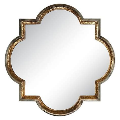 Uttermost Uk Uttermost Lourosa Gold Mirror