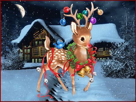 imagenes de navidad en movimiento para facebook feliz navidad el jard 237 n de mis sue 241 os