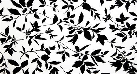 wallpaper black leaf black and white leaves wallpaper download leaf hd