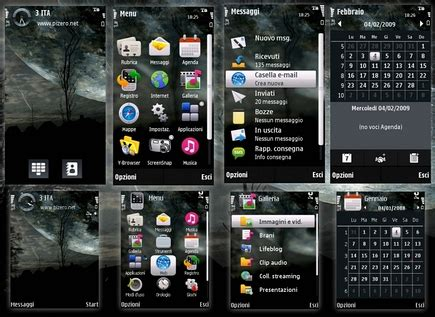 Themes Nokia Express Music | download free nokia 5800 xpress music and n97 themes