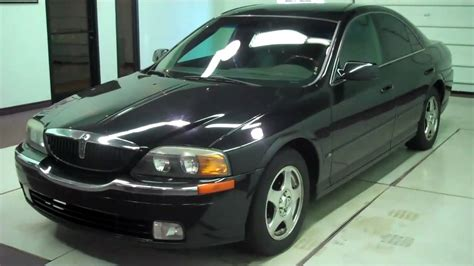 black and silver ls 2001 lincoln ls v6 youtube