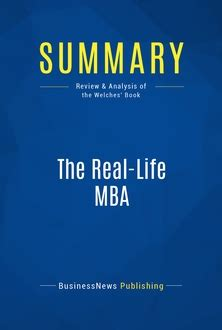 The Real Mba Pdf Free by The Real Mba 187 Mustreadsummaries Learn From The