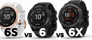 Image result for fenix 6 vs 6s. Size: 363 x 160. Source: smartshopping.guide