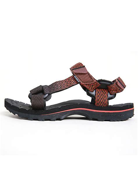 desain sandal distro jual sandal eiger kinkajou palang sandal orange baju