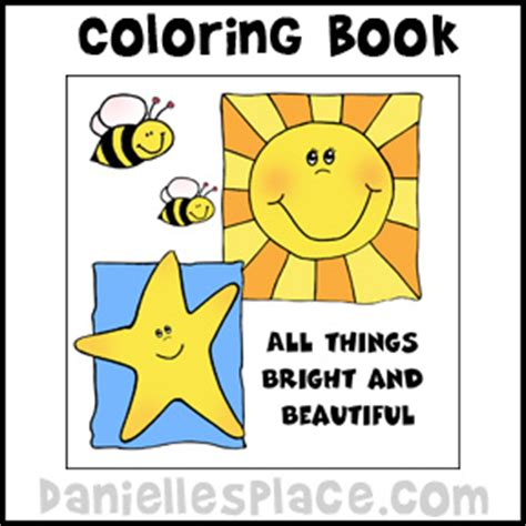 all things bright and strange books great 7 days of creation coloring pages with 7 days of