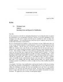 hardship letter for loan modification crna cover letter