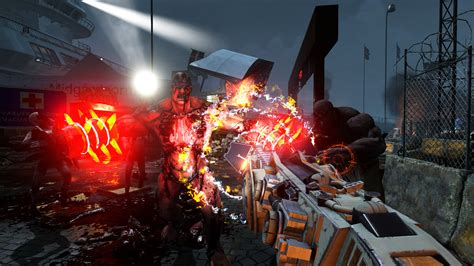 e3 2016 burninating zeds with killing floor 2 on ps4