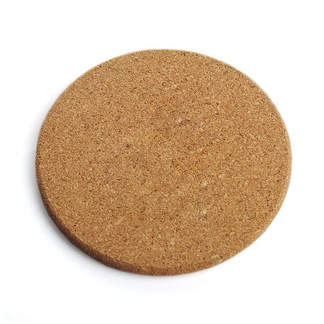 cork cup mat coaster esgreen esgreen enjoy green