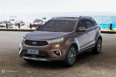 ford upcoming cars  india  car wallpaper