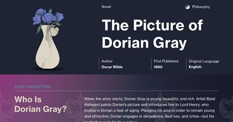 theme quotes from the picture of dorian gray the picture of dorian gray study guide course hero