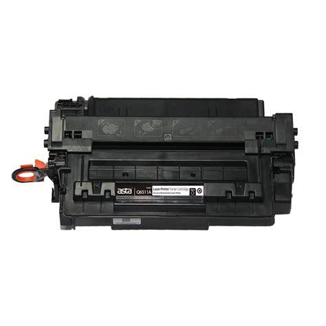 Toner Q6511a for hp q6511a black compatible laserjet toner cartridge