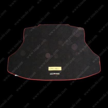 Mugen Floor Mats Civic by Mugen Sports Luggage Mat Model Car Mat Products Tenole