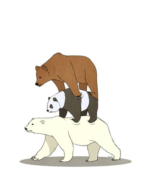Doll 3d We Bare Bears 17 best images about we bare bears