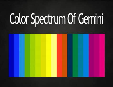 zodiac signs colors gemini sign color related keywords gemini sign color