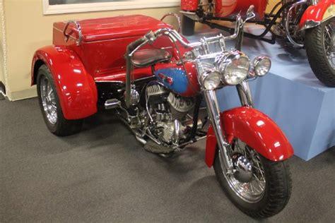 Harley Davidson 3 Wheelers by 1950 Harley Davidson Trike 3 Wheeler