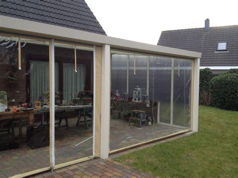 zeil terrasoverkapping portfolio van de veranda zeilspecialist