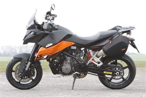 smt motor ktm 990 supermoto touring 2009 on review mcn