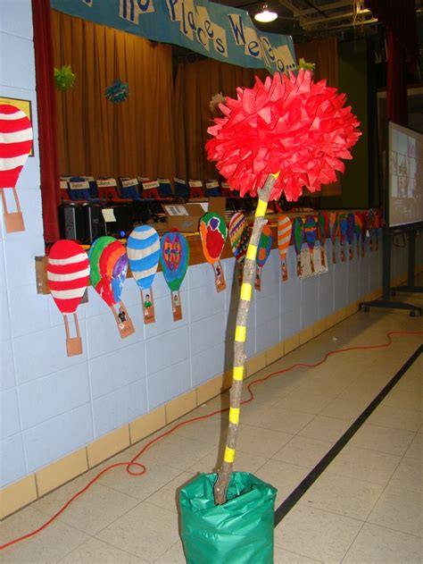 themes for kindergarten graduation truffual tree hot air balloons at our preschool