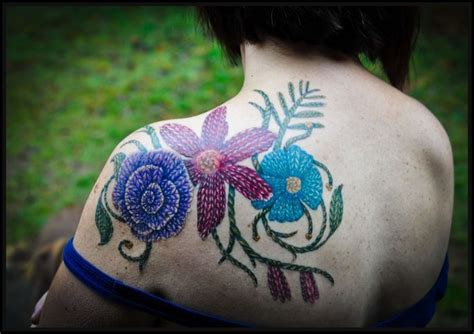 needle queen tattoo shelburne 490 best tattoos for needleworkers crafters images on