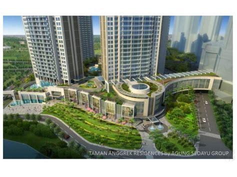Harga Taman Anggrek apartemen dijual dijual apartment taman anggrek residence