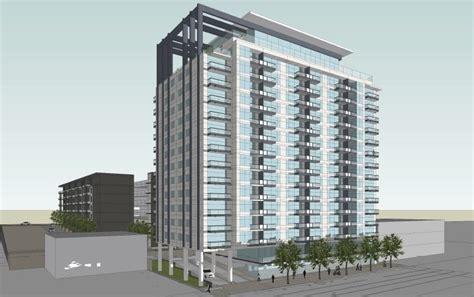 harbert plans 15 story 40 million apartment project on - 10 Highland Avenue Floor Plan