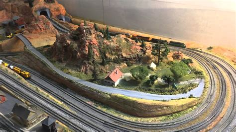 layout n scale 4 x8 n scale layout funnycat tv