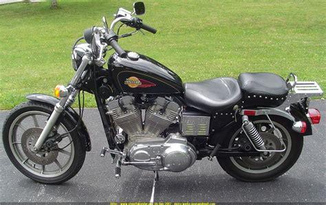 Harley Davidson 883 Hugger by 1992 Harley Davidson Xlh Sportster 883 Hugger Moto