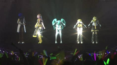 Boneka Miku Concert Vocaloid vocaloids and the anime inspired by them myanimelist net