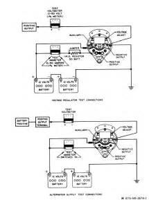 figure 14 1 voltage regulator and alternator test