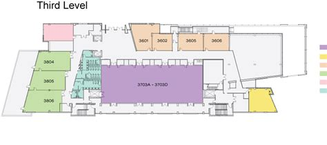 Emergency Room Floor Plan Unf Student Union Student Union West Map