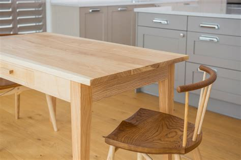 Handmade Dining Tables Uk - whittlewood dining table handmade to bespoke dimensions