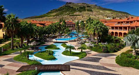 hotel porto santo madeira pestana porto santo condecorado pr 233 mio de melhor hotel