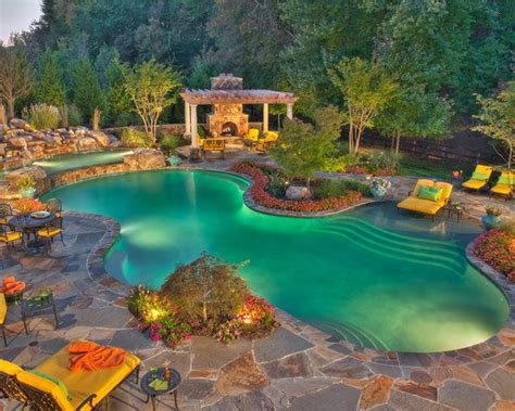 beautiful backyard pools beautiful backyards inspiration for garden lovers the