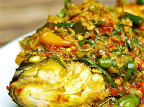 www resep cara membuat masakan ikan acar kuning sedap resep cara masak
