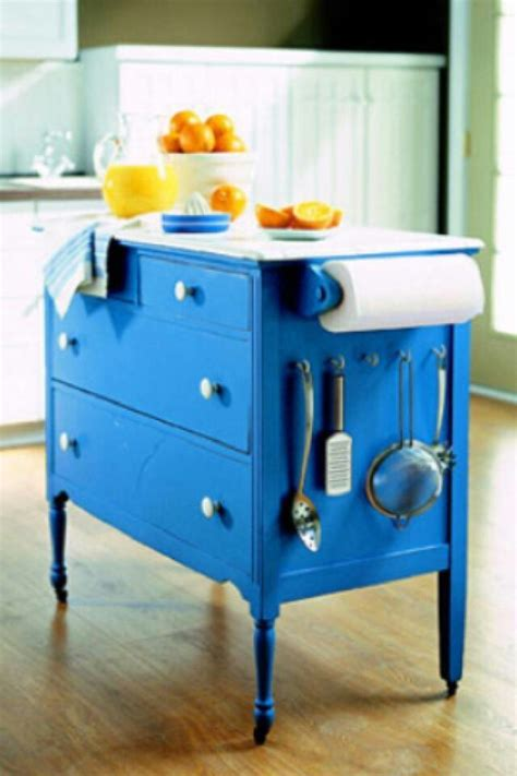 dresser kitchen island diy repurposed dresser new kitchen island diy