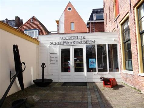 noorderlijk scheepvaartmuseum the museum picture of noordelijk scheepvaartmuseum