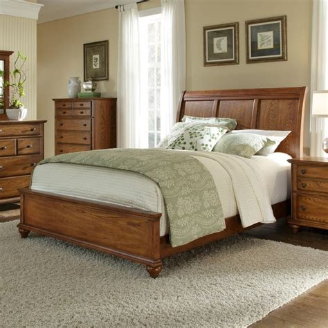 broyhill queen bedroom set hayden place king bed with sleigh headboard by broyhill