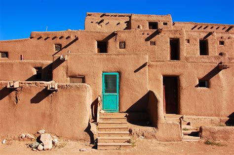 pueblo adobe homes santa fe day trips