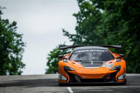 mclaren 650s gt3 to make racing debut at gulf 12 hours