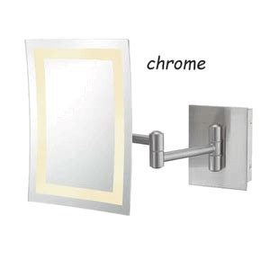 kimball young bath vanity 4x magnification wall kimball young 929hw one side 3x lighted wall mirror