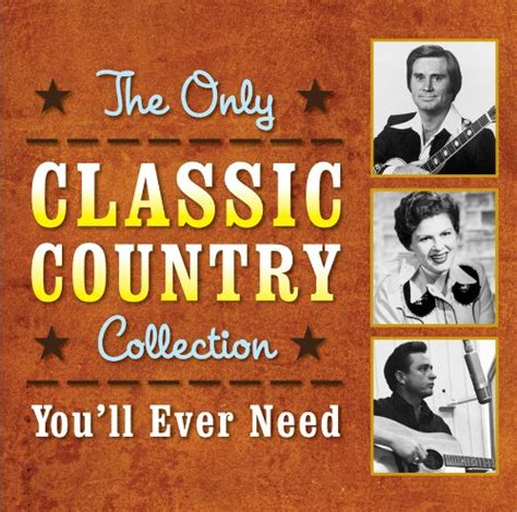 classic country cd covers