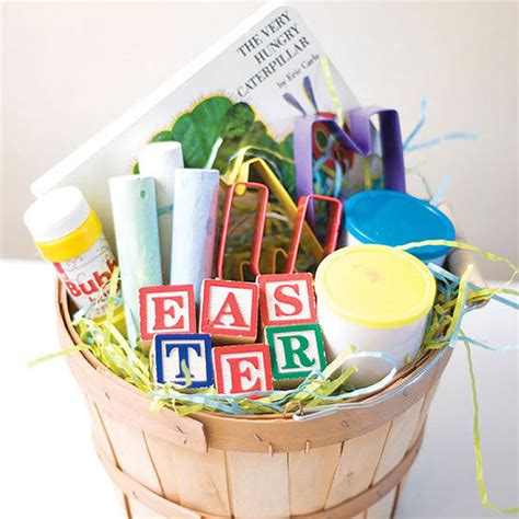 edible easter baskets easy easter craft hip2save best easter basket ideas without candy