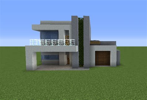 modern house minecraft small modern house 2 grabcraft your number one source for minecraft buildings blueprints
