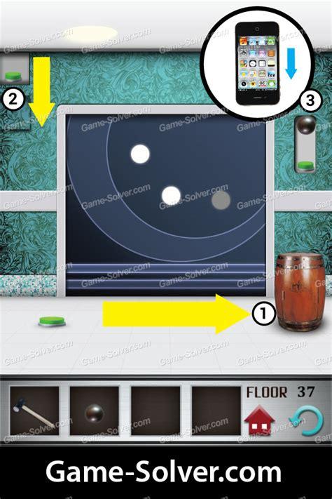 100 floors level 37 solver - 100 Floors 2 Level 37