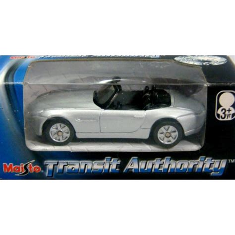 maisto bmw z8 maisto transit authority bmw z8 convertible global