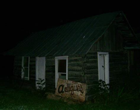 Haunted Cabins by Haunted Log Cabin In Eastern Kentucky