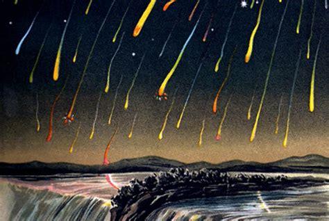 1833 Meteor Shower by Peak Of Leonid Meteor Shower 2018 Nov 17 2018