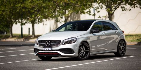 mercedes bench 2016 mercedes benz a class review caradvice