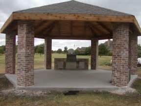 Outdoor Gazebo Plans outdoor kitchen gazebo plans submited images pic 2 fly